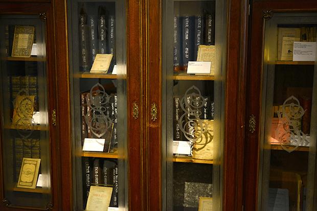 L'armadio-libreria